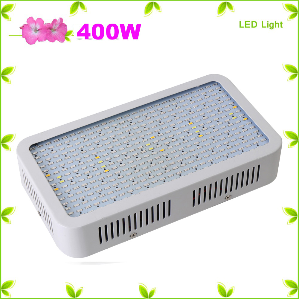 400W LED Grow Light Full Spectrum 400 LED AC85~265V SMD 5730 Red/Blue/White/UV/IR Led Plant Lamps Best For Growing and Flowering<br><br>Aliexpress