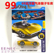 New Arrivals 2017 Hot Wheels MONKEY GARAGE Wheels Models Metal Diecast Car Collection Kids Toys Vehicle For Children Juguetes(China)
