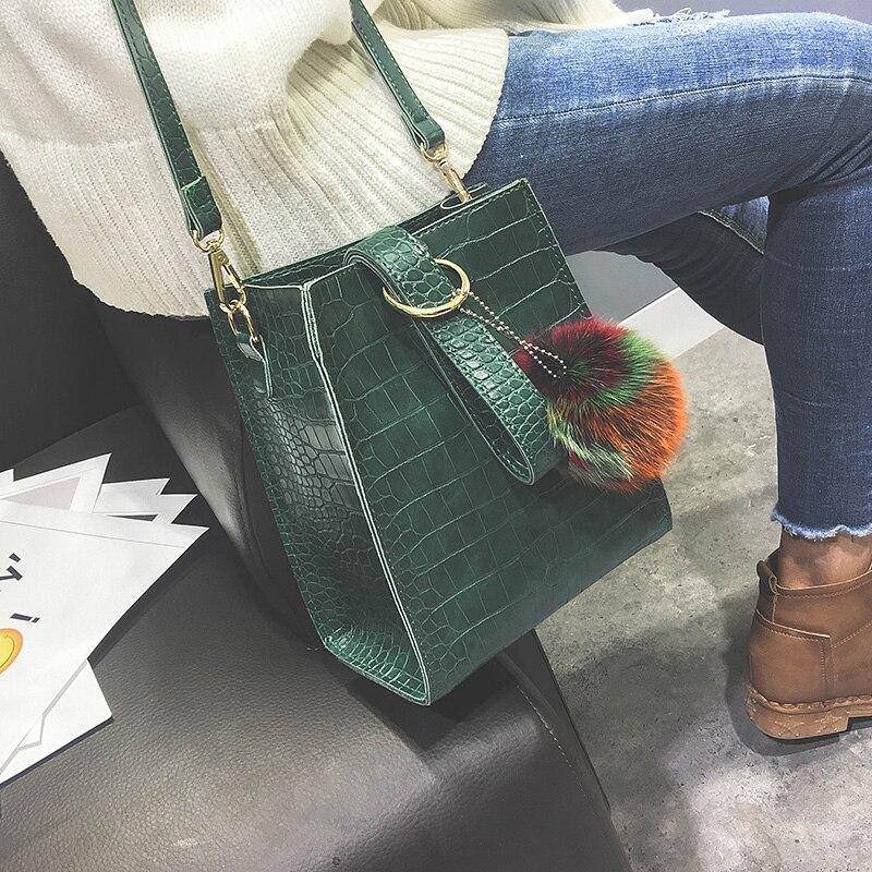 Famous brand Personalized big handbags mini Cube Brand original design crossbody bags for women messenger bags Alligator skin<br><br>Aliexpress