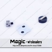 Beifang Magic - magic dice Reel Flatten GagDice Magic Tricks