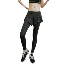 Women Sports Pants Yoga Pants for Female Gym Sports Legging Fitness Running Long Pants with Shorts