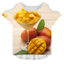 baby girl Summer Children Fashion 3D T-Shirt Children Brand Design BABY T Shirt kids Girl cool tees Fashion best Mango. printing(China)