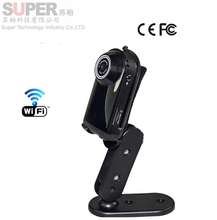 HD 1.0MP super mini 720P HD WiFi IP camera with one way audio cctv camera wifi camera support memory card mini wifi camera