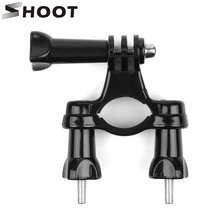 Buy SHOOT Gopro Bicycle Mount Bike Handlebar Seatpost Tripod Holder Clamp Gopro Hero 5 3 4 SJCAM SJ4000 Xiaomi Yi 4K Camera for $1.46 in AliExpress store