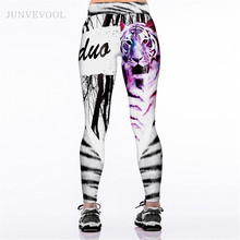 Buy Leggings Women Gothic Fitness Sexy Elastic Legging Capris Punk Rock Sportswear Legins Hot Sale Workout Leggings Neue Mode Pants for $10.68 in AliExpress store