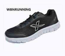 WBNRUNNING 2017 autumn new men's sports shoes, mesh breathable running shoes free delivery big size 36-46