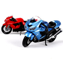 1:18 Maisto Motorcycle Model Metal & ABS Car Toy Speedway Triumph Victory Kawasaki Honda Ducati Motorbike Toys For Children Boys
