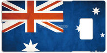 Painting Australia Flag Hard Phone Cover For Samsung Galaxy Core G350 S5830 S2 S3 S4 S5 Mini S6 S7 Edge Plus Note 2 3 4 5 Case