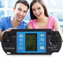 2017 Brand New Kids Children Classical Game Players Portable Handheld Video Tetris Game Console For PSP Gaming(China)
