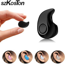 Mini Wireless Bluetooth Headset handsfree Ultra small Earphone with Microphone for Mobile phone Xiaomi Huawei iphone samsung