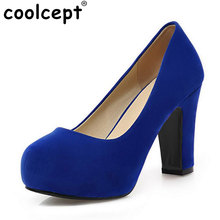 women squaren high heels shoes  nude color sexy dress lady pumps brand heeled footwear heel shoes size 32-43 P19247