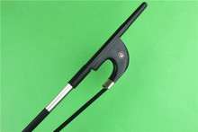Carbon fiber violin bow bass halfaway bows double bass bow