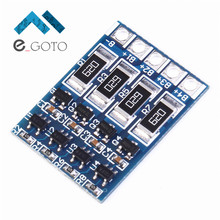 4S 3.6V DIY 58mA 18650 Lithium Iron Phosphate Battery Charger Protection Board Balanced Function Polymer Li-ion Charging Module