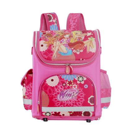 2017 School Bag Orthopedic Girls Princess Wink Children School Bags The First Monster High School Backpack Mochila Infantil<br><br>Aliexpress
