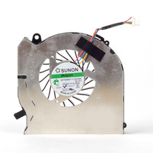 New Silver Laptops Computer Replacements Cooling Fan CPU Cooler Power 5V 0.4A Fan Accessories Fit For HP DV6-7000/DV7-7000 P20