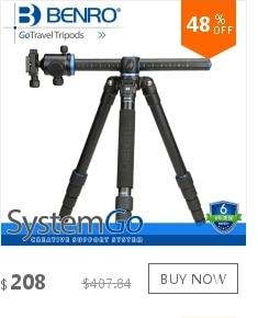 Benro C2692TB1 Professional Carbon Fiber Tripod Set / Foldable Monopod & Tripods Set For DSRL Camera / Wholesale Free Shipping