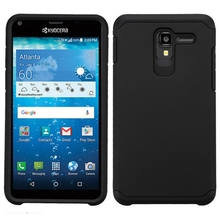 KYOCERA Hydro 6742 6743 Case, Dual Layer ShockProof Rubber Defender Cover Case For KYOCERA Hydro View 6742 / Hydro Reach 6743(China)