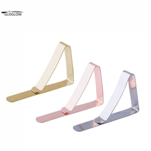 1 Pc Stainless steel Tablecloth Clip Convenient Table Cover Cloth Clamp Holder For Party Wedding Golden/Silver/Rose gold
