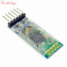 HC05 HC-05 Master-slave 6Pin JY-MCU Anti-reverse RF Transceiver Wireless Bluetooth Serial Module 3.3V for Arduino Free Shipping