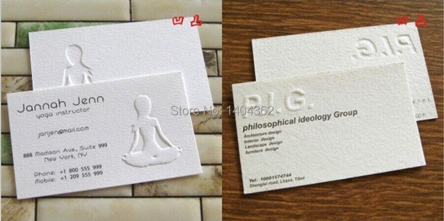 Livraison Gratuite Personnalis 500 Pcs Spcialit Papier 320g Shell Concave Convexe Cartes De Visite