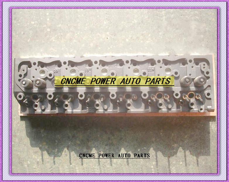 6BD1 6BG1 Cylinder Head For Isuzu FSR FST FTS FVR Forward Journey JBR JCM JCR JCZ ECR 5.8L D 12v 1976-81 1981-83 1-11110-601-1