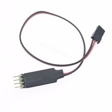 RC Car Light Control Switch System Extension Cable Wire for RC Model Cars Flash LED 3ch