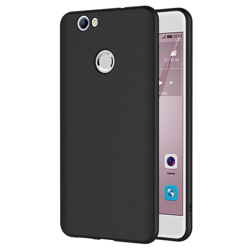 For Huawei Nova Case Huawei Nova Case Soft Silicone Back Cover Phone Case For Huawei Nova 1 Nova1 CAN-L11 Black (7)