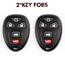 Case Only Entry Remote Key Fob Clicker For Malibu Cobalt G5 LaCrosse 22733524