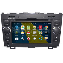 Brand New 1024*600 Quad Core 16G 7'' Pure Android 4.4.4 Car PC for Honda CR-V Newest Car DVD Multimedia Player