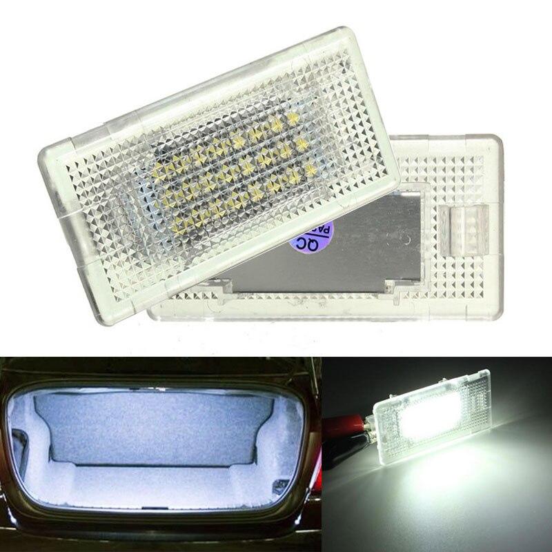 Canbus 24 LED Interior Light Footwell Luggage Trunk Boot Glove Box Lamp Car Light Source For BMW X5 E36 E39 E90 E46 E53 E66 F01<br><br>Aliexpress