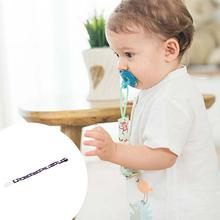Buy 33cm Baby Pacifier Holder Rope Dummy Nipple Clip Buckle Chain Pacifier Chupetas Para Nipple Anti-Drop Clip Rope for $1.09 in AliExpress store