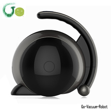 New Original Sweeper Vacuum Cleaner black ball shape dust mites collector for home bed &sofa with high efficiency filter cleaner(China)