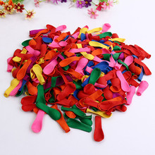 Wholesale 5000pcs/Lot  Latex Thickened Increase shootting Ball Small Magic Water Balloon wedding decorations, birthday party