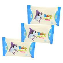 Buy Newborns Wet Wipes Infants Wet Wipes Baby Wet Wipes Skin Care Toddler Portable Mouth Useful 3 Pcs/Set Cleaning Soft Travel for $3.92 in AliExpress store