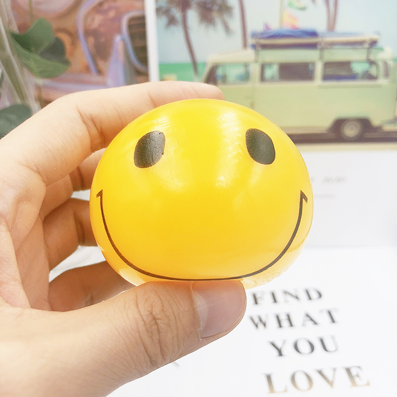 Gags & Practical Jokes Squishy Infinite Squeeze Laver-wrapped Rice Expression Chain Key Pendant Ornament Stress Relieve Decompression Toys Antistress Novelty & Gag Toys