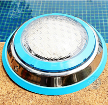 9inch and 11inch swimming pool  LED Light-12 bead 12V/20W ,color change LED under water light