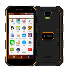 Original Oinom V18H Waterproof Phone Android 5.1 Rugged Smartphone China Phone 4G LTE Quad Core Dual Sim GPS fast charger(China)