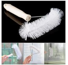 Window cleaning Mosquito screens dedicated cleaning brush window wiper sweeping brush invisible screens dusting brush(China)