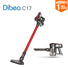 Now Dibea C17 Wireless Stick Vacuum Cleaner Quiet Mini Home Portable Dust Collector Household Aspirator Handheld Cleaning(China)
