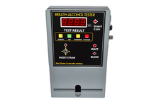 2016 New Selling professional coin operated alcohol tester/breathalyzer machine for bar /restaurant /hotel