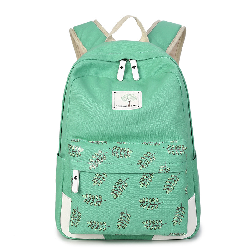 Small fresh preppy style backpack Embroidered Ethnic Embroidery Women Backpack for School Teenagers Girls fashion School Bag<br><br>Aliexpress