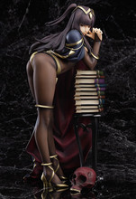 anime sexy figure sallya Fire Emblem Awakening Tharja 18CM 1/7 Scale Sexy PVC Action Figure Collectible Model Toy CHN Ver.
