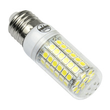 Big discount SMD5050 70LEDs E27 led bulb lamp AC220V bombillas Warm white/white led light lamparas replace 75W halogen lights