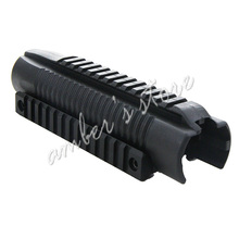 Free Shipping Tactical Mossberg Model 500 A/590 Shotgun Tri Weaver Picatinny Rail Forend Handguard Pump Replacement