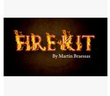 2016 Fire Kit by Martin Braessas-Magic tricks(China)