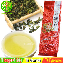 Chinese Tieguanyin Oolong Tea 150 grams of high-quality natural health tea, green food, organic free delivery