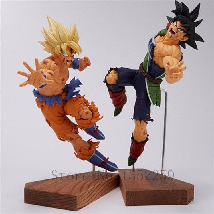 Action figure toys Dragon Ball Z Son Goku DBZ Super Saiyan Kakarotto PVC action toys 1pcs<br><br>Aliexpress