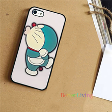 Doraemon The Cosmic Cat cell phone case cover for iphone 4 4s 5 5s 5c SE 6 6s plus 7 plus #ce184