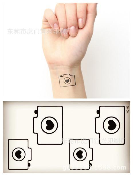 Body Art Sex Products Waterproof Temporary Tattoos For Men Women