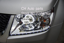 CHA 07-13 GRAND VITARA ANGEL EYE COMPLETE HEADAMP ASSEMBLY WITH BI-XENON PROJECTOR FOR SUZUKI